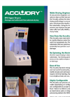 Vapor - - Dryer Brochure
