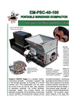 Model EM-PSC - Portable Shredder/Compactor Brochure