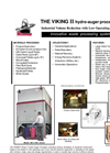 Viking - Model II - Hydro-Auger Industrial Shredder Brochure