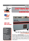 Model DMD - Hard Drive Shredder Brochure