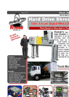 Model Tiger Electro - Shear Heavy Duty Hard Drive Shredder Brochure
