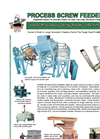 Komar Process Screw Feeders Brochure