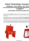 Edge Tek - IT-48WC - Weapons Cleaning Filter System Brochure