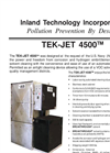 TEK-JET - 4500 - Automated Cleaning System Technical Data