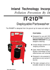 IT-21D - Deployable Partswasher – Technical Data