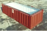 SAFTAINER - Model 2032 - Container