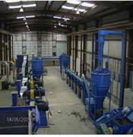 Xinda - Model 3000 - Tire Recycling Plant