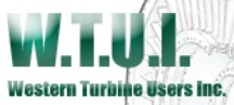 Western Turbine Users, Inc. (WTUI)