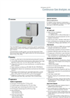 CALOMAT 6 Continuous Gas Analyzers For Hydrogen and Noble Gas Brochure