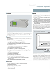 FIDAMAT 6 Continuous Gas Analyzers For Hydrocarbons (Total Content Measurement) Brochure