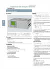 OXYMAT 61 Continuous Gas Analyzers For Oxygen Brochure