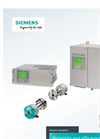 Process Analytics - Reliability and Efficiency in Continuous Gas Analysis - Brochure