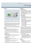 ULTRAMAT/OXYMAT 6 Continuous Gas Analyzers, Extractive - Brochure