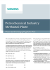 Petrochemical Industry Methanol Plant - Application Note