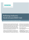 Refining Industry Hydrotreater/HDS Unit - Application Note