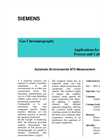 Automatic Environmental BTX Measurement - Application Note