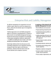 Enterprise Risk and Liability Management Brochure