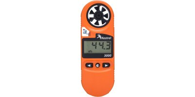 Kestrel - Model 3000HS - Heat Stress Meter