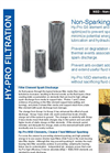 Non Spark Discharge Filter Element Upgrades- Brochure
