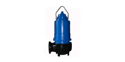 DeTech - Model WQ Series - Submersible Sewage Pump