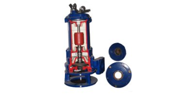 DeTech - Model DeTech Series - Submersible Grinder Pump
