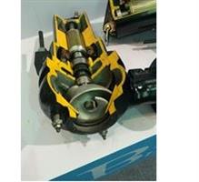 DeTech - Model SSP Series - Centrifugal Screw Impeller Sewage Pump