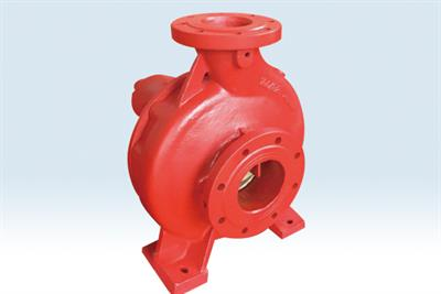 DeTech - Model XA Series - End Suction Centrifugal Pump