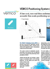 Vemco - Model VPS - Positioning System Brochure