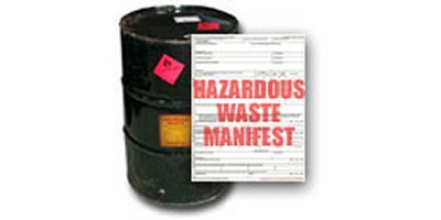 DOT Hazardous Waste Manifest Training Course