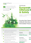 2nd Annual European Offshore Health & Safety Brochure