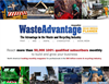 Waste Advantage Magazine Media Planner 2018