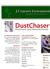 Dustchaser - - Leak Detection Powder - Brochure