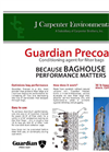 Guardian Precoat  - Dry Inert Powder - Brochure