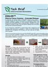 Tech Brief - EDS-ER™ Water Soluble Oil for Enhanced Anaerobic Bioremediation