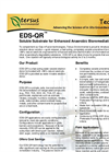 Tech Brief - EDS-QR™ Soluble Substrate for Enhanced Anaerobic Bioremediation
