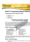Tech Brief - BioFlo™ Accelerating Natural Attenuation