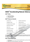 Tech Brief - iSOC® Accelerating Natural Attenuation