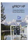 gPRO® HP Closing Sites Quickly to Restore Nature's Beauty
