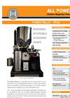 ALL Power Labs - Model PP20 - Power Pallets - Brochure