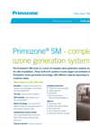 Primozone - SM-Series - Mini Ozone Systems Data Sheet