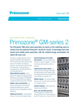 Primozone - Model GM-series 2.0 - Ozone Generators - Brochure