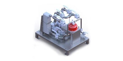 Primozone - Cooling Water Skid