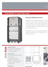 WELDEX Model FT-150 / FT 230 - ESTA Filter Tower DataSheet