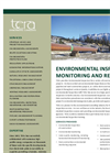 Environmental Inspection and Monitoring Brochure