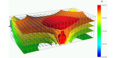 PetraSim - Interactive model creation for advanced flow, transport and heat transfer models.