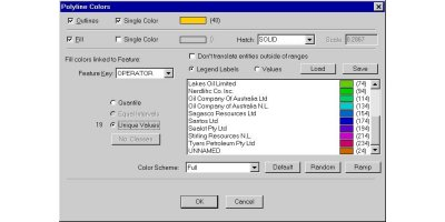 Arcv2CAD - Shapefile to CAD Converter Software by RockWare