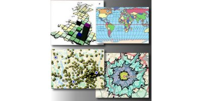 MapInfo Professional - Version V.16 - Mapping & Geographic Analysis Software