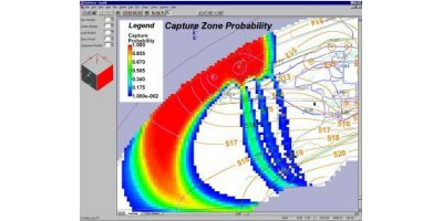 Groundwater Vistas - 3D Groundwater Flow and Contaminant Transport Modeling Software
