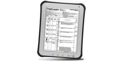 pLog Tablet - Field Data Collection Software