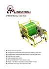 SP250CD - Mainline Cable Drum Brochure